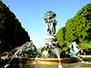 Fountain in Luxembourg Garden